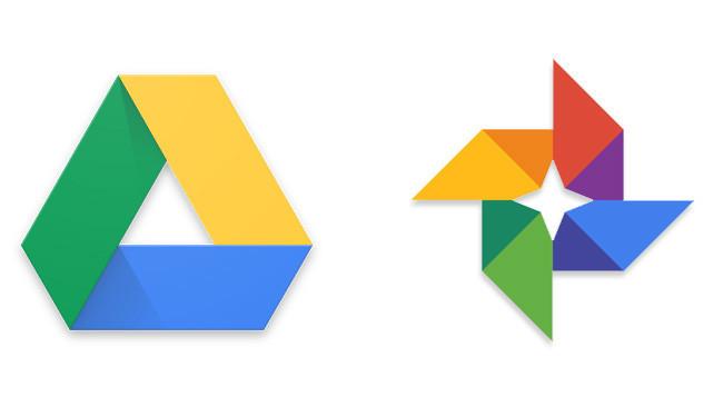 Google Drive y Fotos Juntos