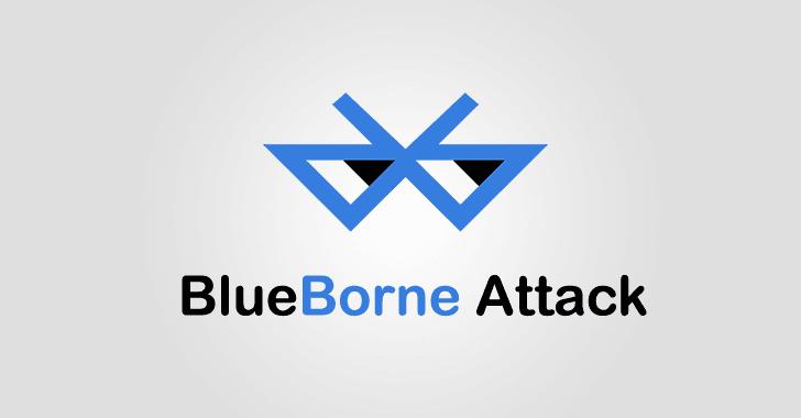BlueBorne Cuidado con tu teléfono!