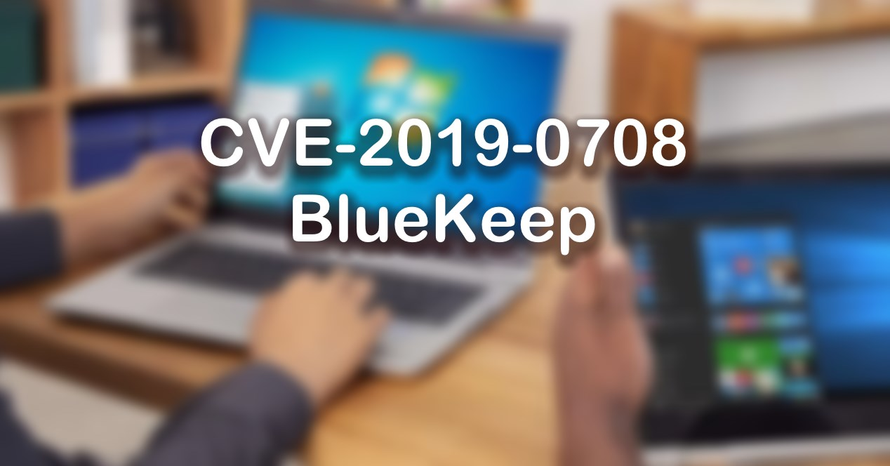 Vulnerabilidad en Windows BlueKeep