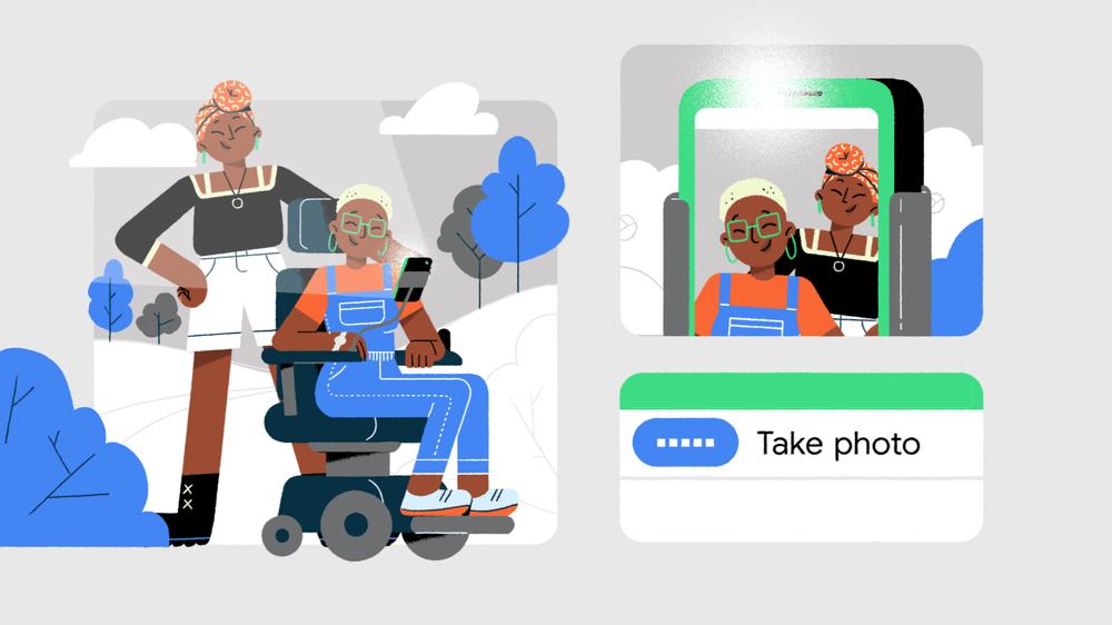 Usa el acceso por voz para controlar tu dispositivo Android con tu voz