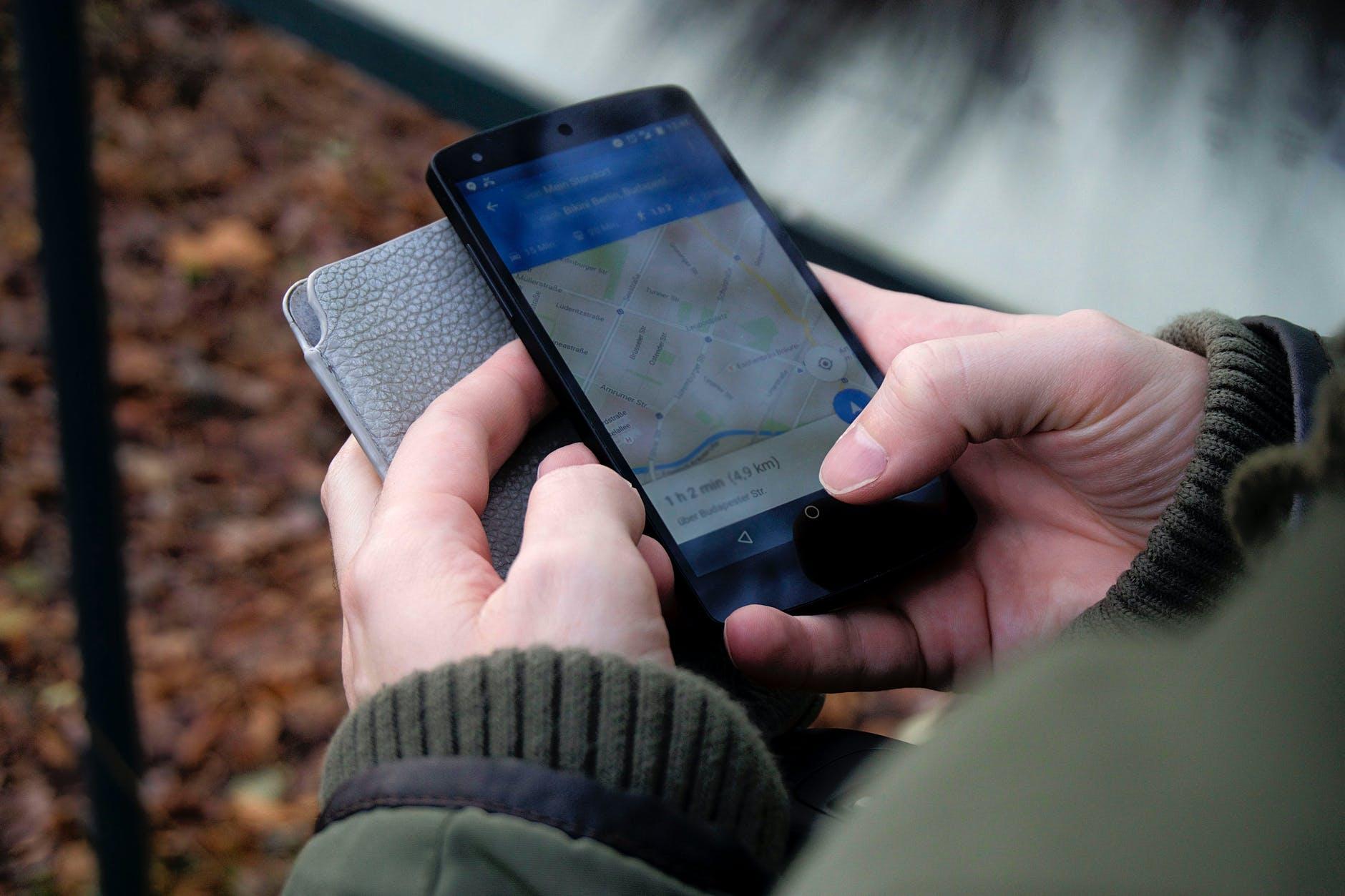 Descarga los mapas de Google Maps para verlos sin conexión